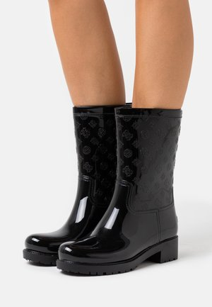 RIBBA - Wellies - black