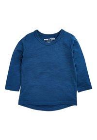 Next - Long sleeved top - blue - 4