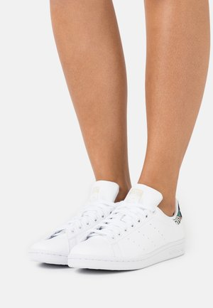 STAN SMITH - Matalavartiset tennarit - footwear white/cream white