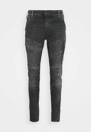 AIRBLAZE 3D SKINNY - Jeans Skinny Fit - slander black