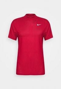 Nike Golf - DRY MOCK - Camiseta de deporte - team red/gym red/white - 0