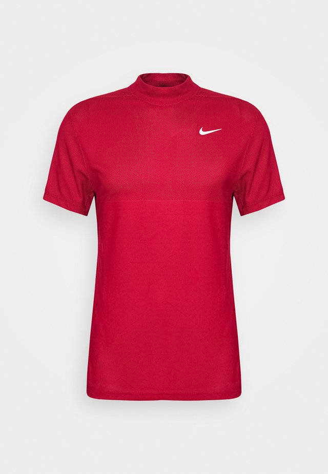 DRY MOCK - T-shirt de sport - team red/gym red/white
