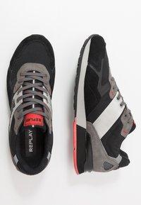 Replay - GARWING - Sneakers basse - black/grey - 1