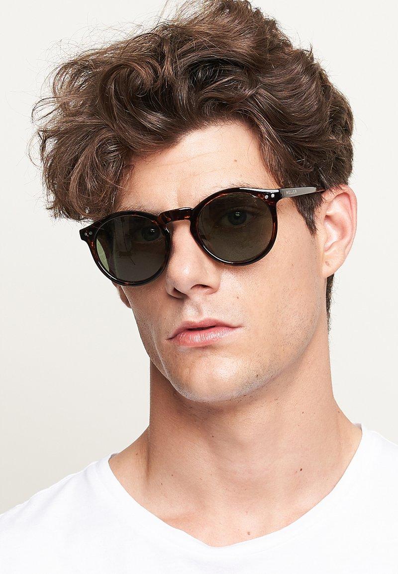 Meller - KUBU - Sunglasses - tigris olive
