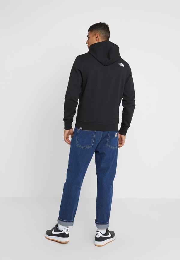 The North Face GRAPHIC HOOD - Bluza z kapturem - black/czarny Odzież Męska AMOQ