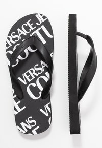 Versace Jeans Couture - Pool shoes - nero - 3