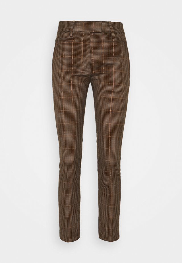PERFECT - Broek - brown