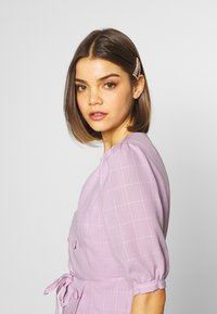 Fashion Union - BABBY BLAZER - Blazer - pink - 3