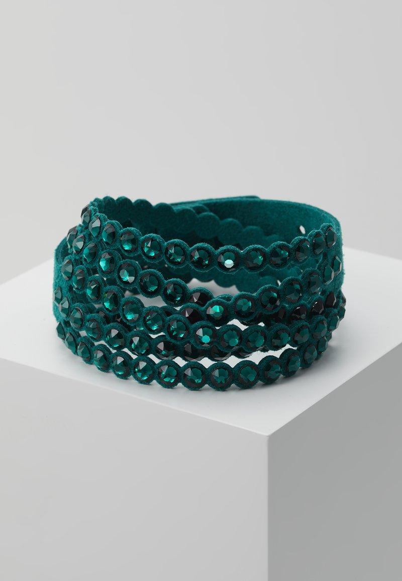 Swarovski - BRACELET SLAKE - Armbånd - emerald
