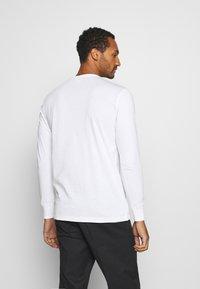 G-Star - BASE R T L\S - Long sleeved top - white - 2