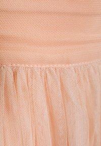 Lace & Beads - MARIKO SKIRT - Áčková sukně - nude - 2