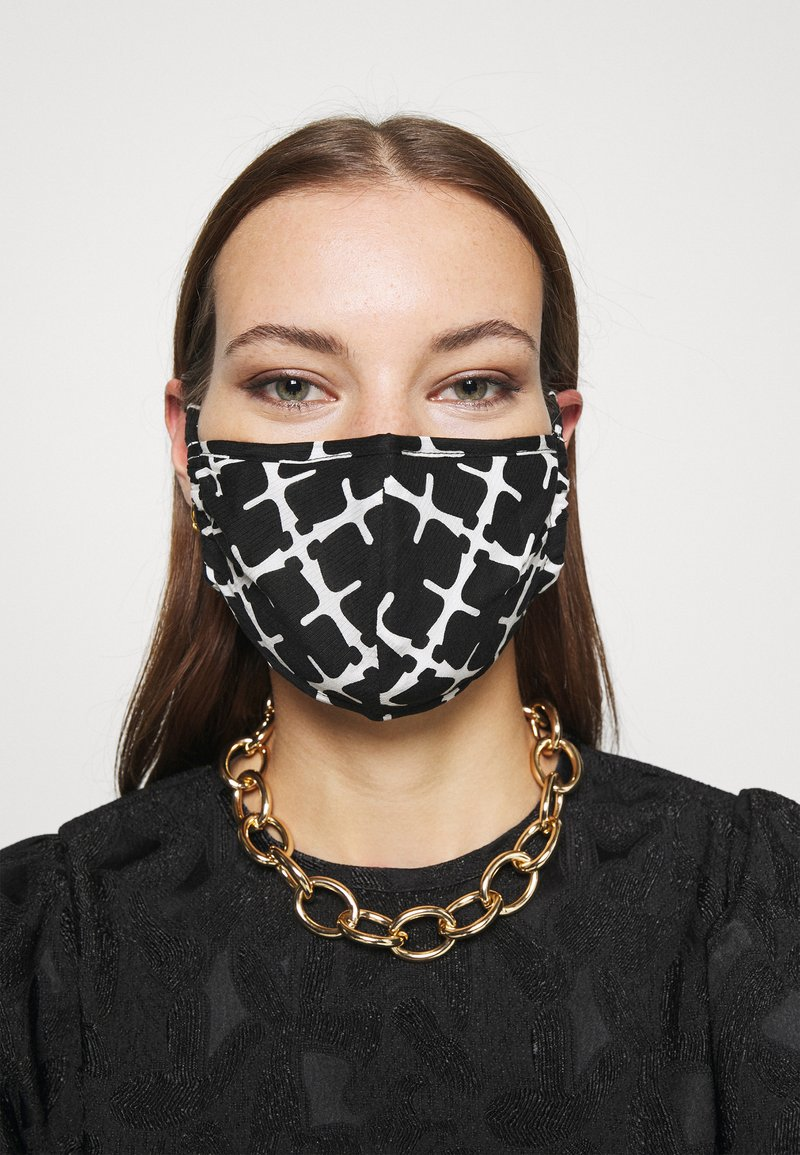 By Malene Birger - SAFRO - Community mask - black