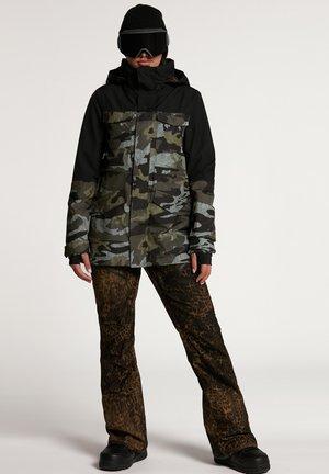 Snowboard jacket - service_green