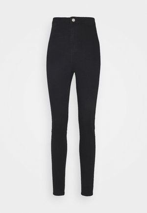 OUTLAW JEGGING - Jegging - black