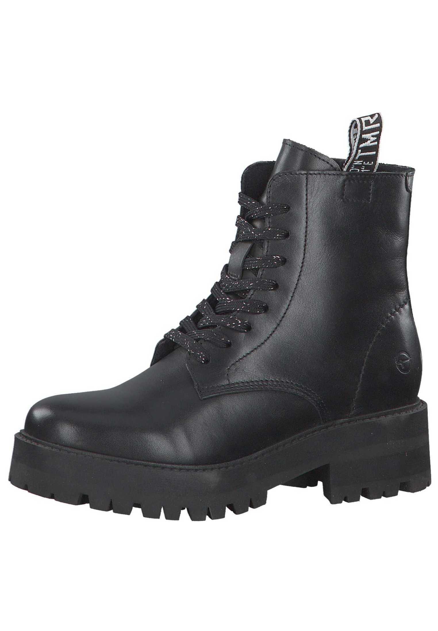 Tamaris Ankle Boot black/schwarz
