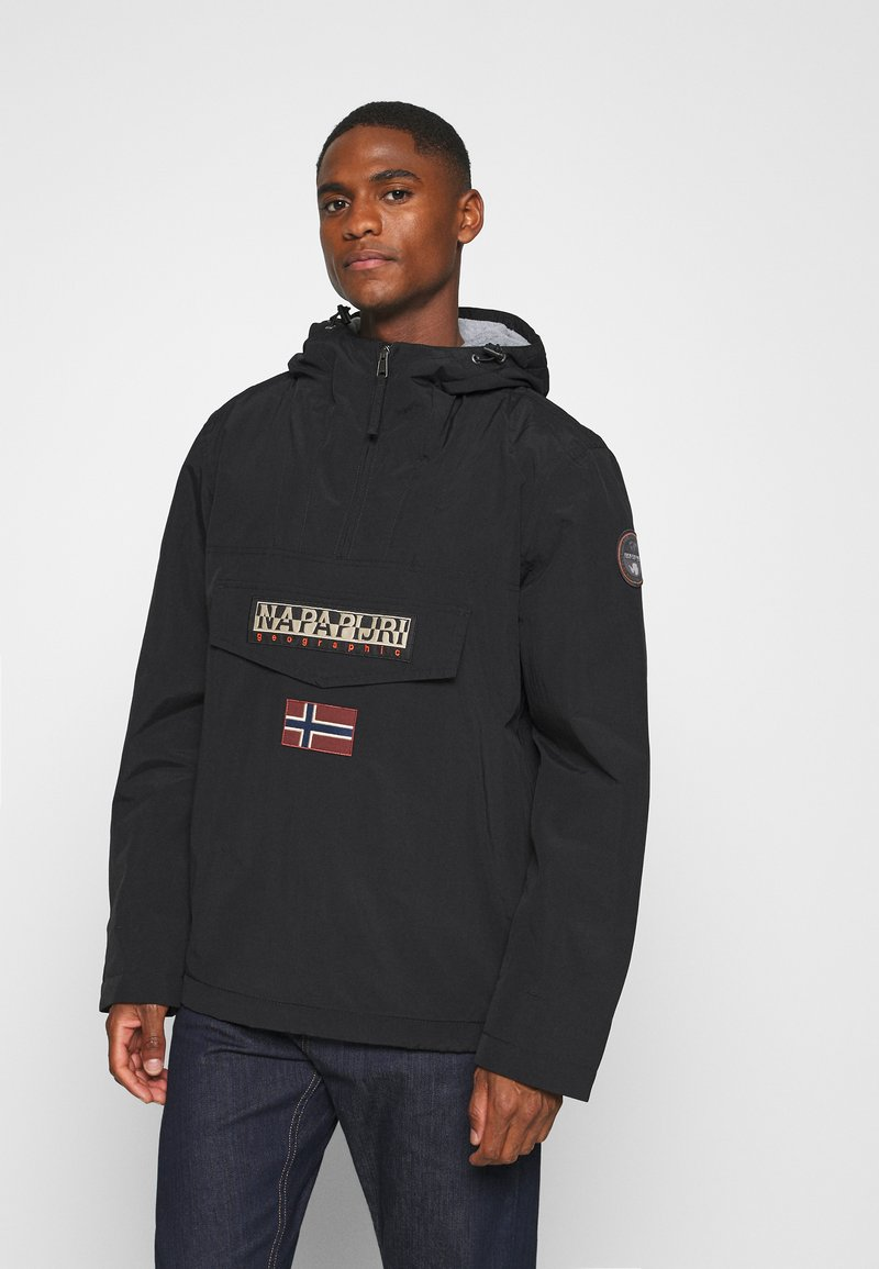 Napapijri - RAINFOREST WINTER - Vinterjakker - black