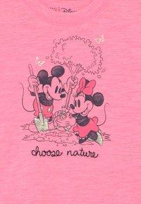 GAP - TODDLER GIRL  - Print T-shirt - pink - 2