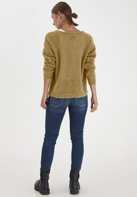 PULZ - PXIRIS SPECIAL FAIR OFFER - Jumper - gothic olive - 2