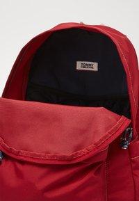 Tommy Jeans - TJM CAMPUS  BACKPACK - Rucksack - red - 4