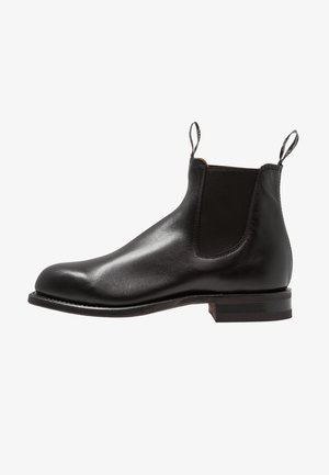 COMFORT TURNOUT ROUND G FIT - Classic ankle boots - black