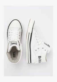 British Knights - Sneakers high - white/grey - 1