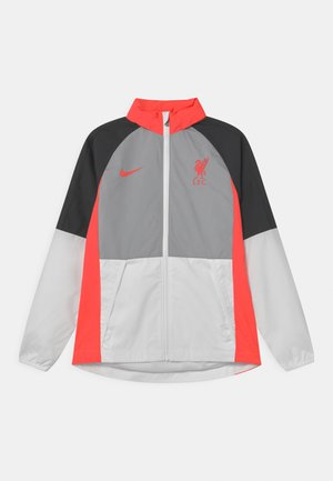 LIVERPOOL FC UNISEX - Club wear - wolf grey/white/black/laser crimson