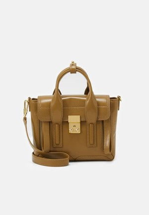 PASHLI MINI SATCHEL - Across body bag - olive
