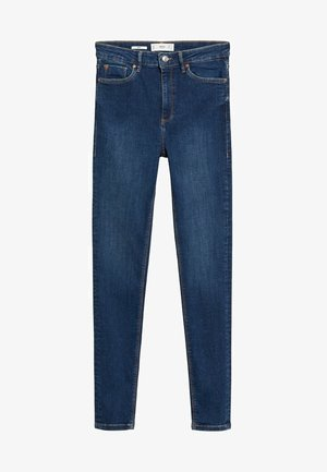 MIT HOHEM BUND NOA - Skinny džíny - dunkelblau