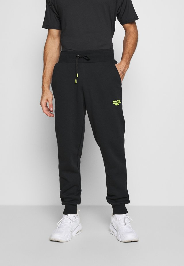 ARCHIE BASIC JOGGER - Trainingsbroek - black