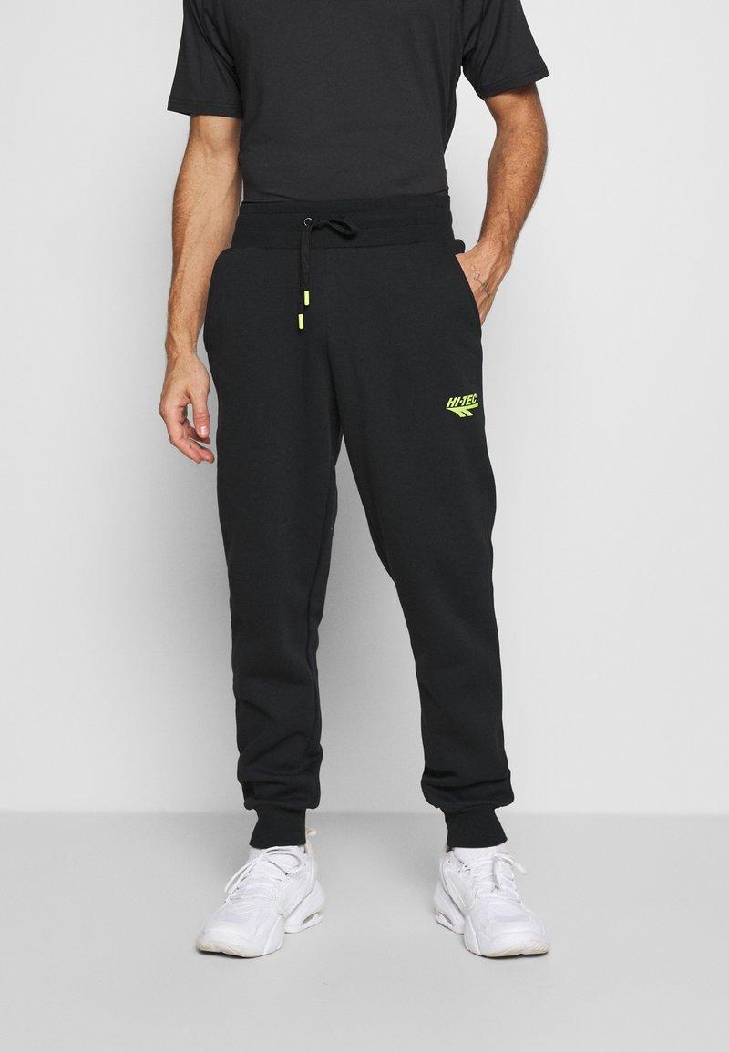 Hi-Tec - ARCHIE BASIC JOGGER - Pantaloni sportivi - black