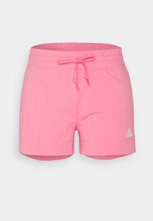 Sports shorts - rose tone/white