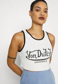 Von Dutch - ASHLEY - Top - offwhite - 4