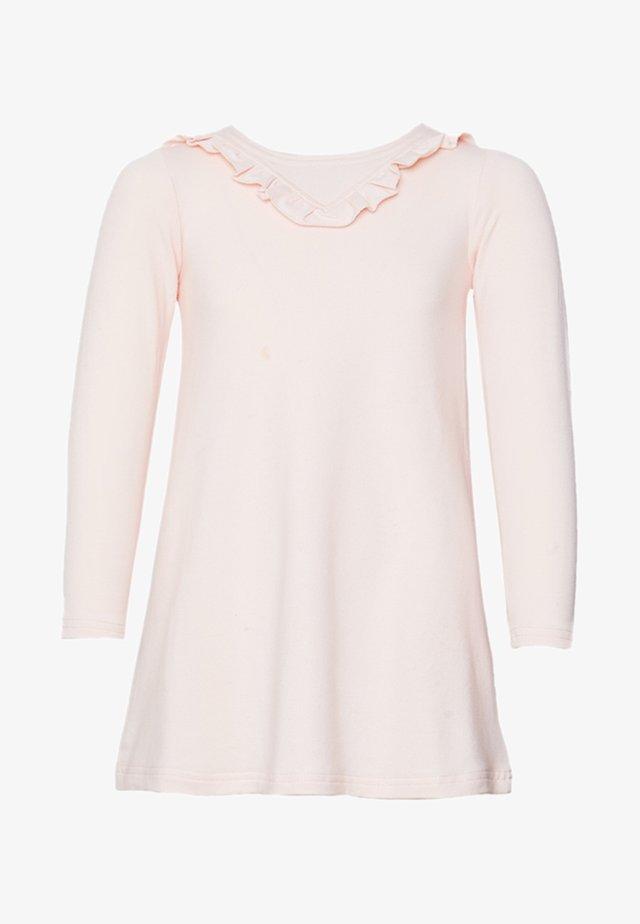 Vestido informal - rosa