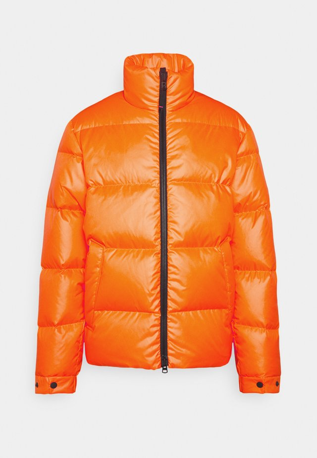 GAVIN - Doudoune - orange