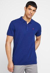 Scotch & Soda - CLASSIC GARMENT  - Polo shirt - navy - 0