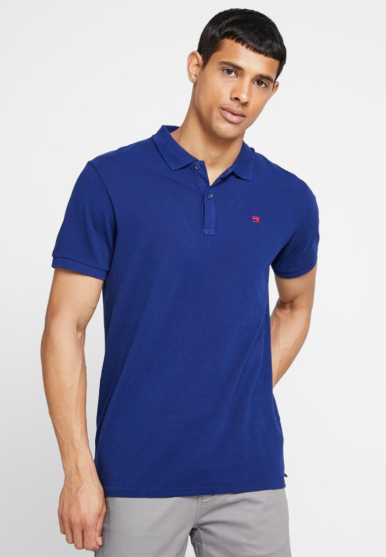 Scotch & Soda - CLASSIC GARMENT  - Polo shirt - navy