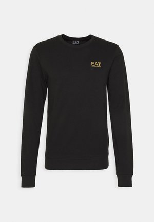 Sweatshirt - black / gold