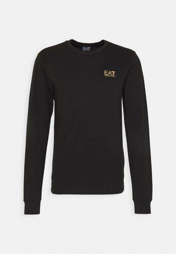 Felpa - black / gold
