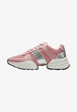 Trainers - dusty pink