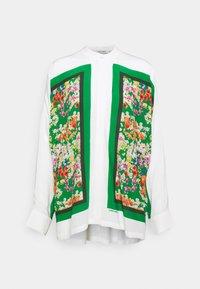 Carin Wester - CYNTHIA - Blouse - green/white/multi-coloured - 0