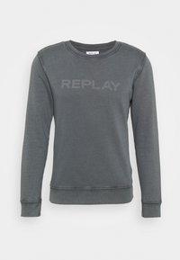 Replay - Sweatshirt - smoke grey - 4
