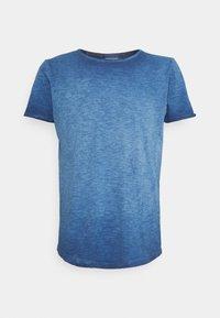 s.Oliver - KURZARM - Basic T-shirt - blue - 4