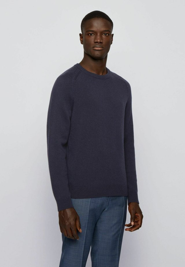 DAVIDO - Strickpullover - dark blue
