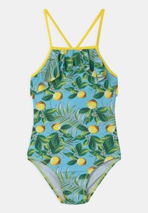 GIRLS - Badeanzug - lemon