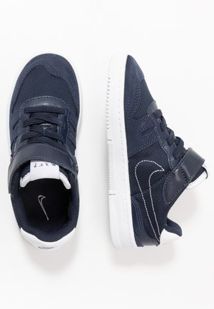 SQUASH-TYPE UNISEX - Sneakers laag - obsidian/midnight navy/white