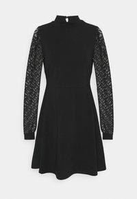 ONLMILLE LIFE - Jersey dress - black