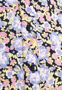 Pieces Petite - PCINIS DRESS - Shirt dress - black/blue - 5