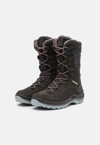 Lowa - BARINA III GTX  - Winter boots - anthrazit/rose - 1