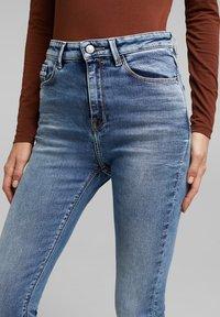 Esprit - Jeans Skinny - blue light washed - 3