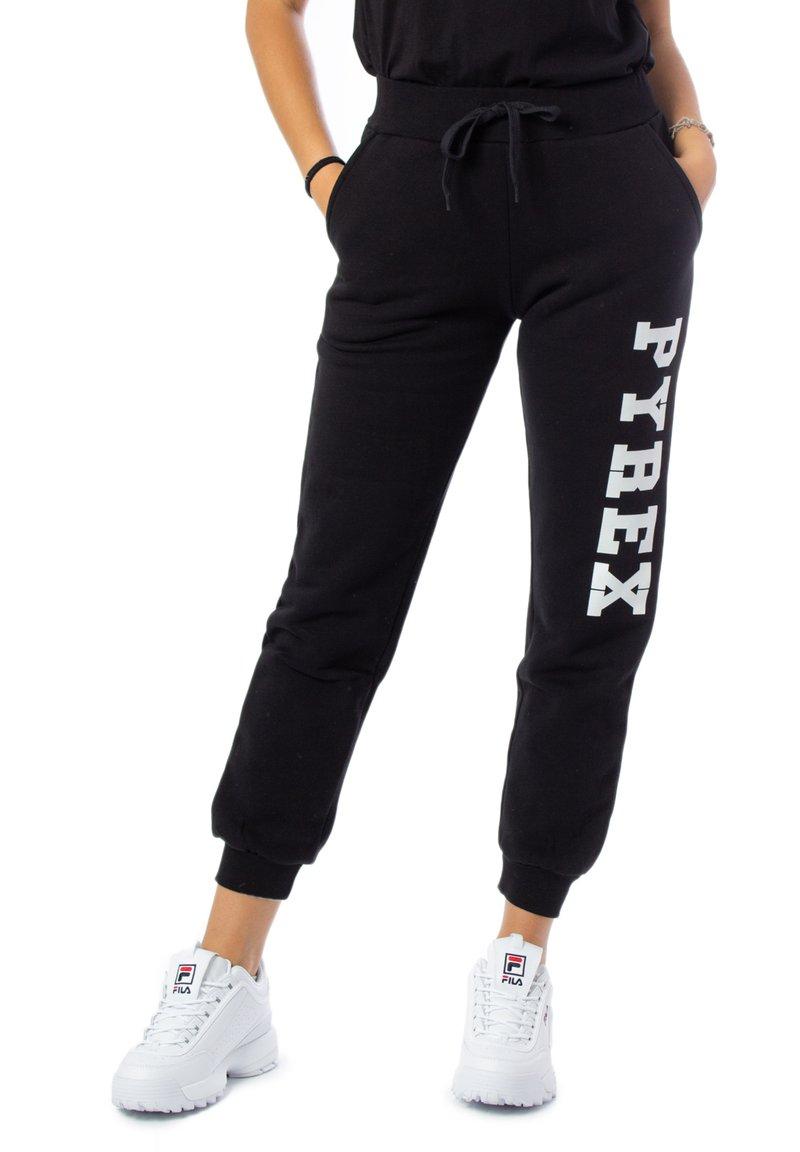 Pyrex - Pantaloni sportivi - black